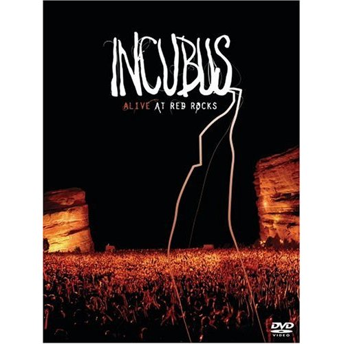 Incubus - Alive At Red Rocks on DVD image
