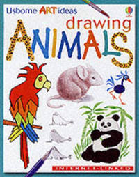 Drawing Animals by Anna Milbourne image