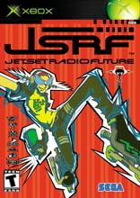 Jet Set Radio Future for Xbox