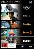 Ubisoft Classics (5 Games) for PC Games