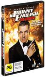 Johnny English Reborn DVD