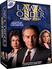 Law & Order 2: Double or Nothing for PC