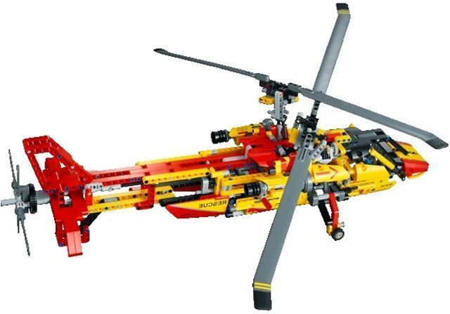 lego technic helicopter 9396 images at mighty ape australia. Black Bedroom Furniture Sets. Home Design Ideas