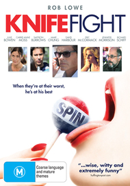 Knife Fight on DVD