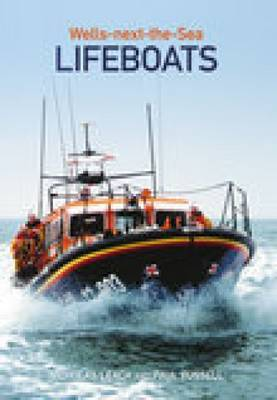 Wells-next-the-Sea Lifeboats by Nicholas Leach