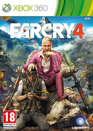 Far Cry 4 (Classics) for Xbox 360