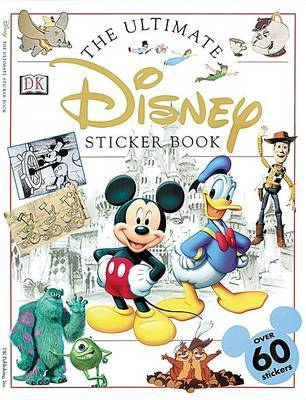 Ultimate Sticker Book: Disney by DK Publishing image