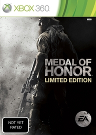 Medal of Honor Limited Edition for Xbox 360 image