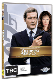 Octopussy - Special Edition (2 Disc Set) on DVD