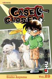 Case Closed, Vol. 29 by Gosho Aoyama image