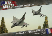 Team Yankee: Mirage 5 Hunting Patrol image