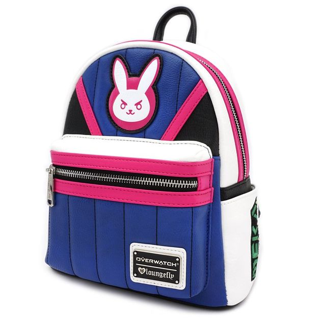 b3e5167498e Loungefly  Overwatch - D.Va Mini Backpack