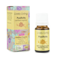 Organic Essential Oil Blend - Positivity (10ml)