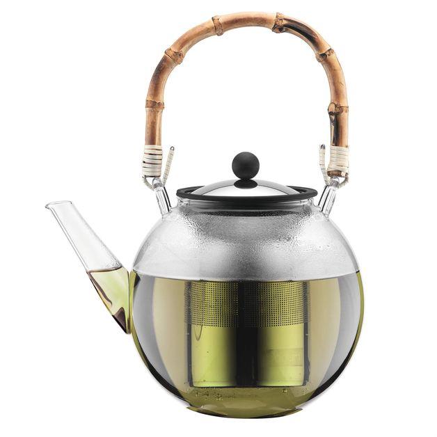 Bodum: Assam Tea Press with Bamboo Handle (1L)