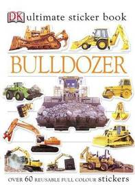 Bulldozer Ultimate Sticker Book image