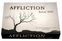 Affliction: Salem 1692 - Board Game