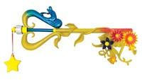 Kingdom Hearts: Prop Replica - Kairi's Keyblade