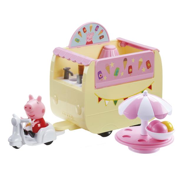 Peppa Pig: Ice Cream Van - Playset