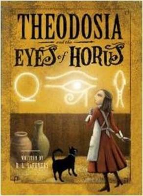 Theodosia and the Eyes of Horus by R L Lafevers image