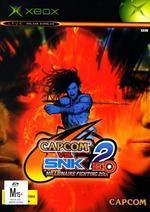Capcom vs. SNK 2 EO for Xbox
