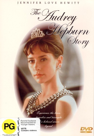 The Audrey Hepburn Story on DVD