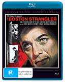 The Boston Strangler on Blu-ray