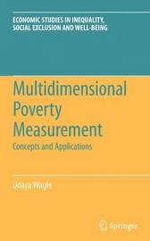 Multidimensional Poverty Measurement by Udaya Wagle
