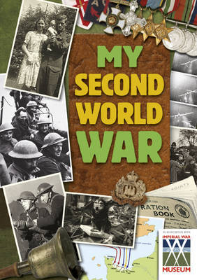 My Second World War by Daniel James image