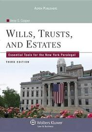 Wills, Trusts, and Estates by Ilene S Cooper