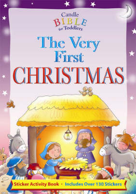 The Very First Christmas by Juliet David image