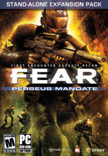 F.E.A.R. Perseus Mandate Expansion for PC Games