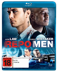 Repo Men on Blu-ray
