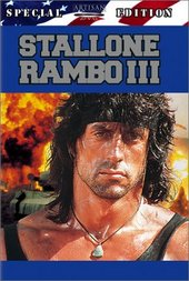 Rambo 3 Special Edition on DVD