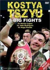 Kostya Tszyu - 3 Big Fights on DVD