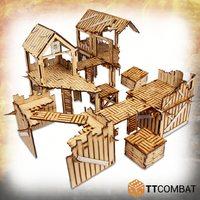 TTCombat - Savage Domain: Barbarian Encampment