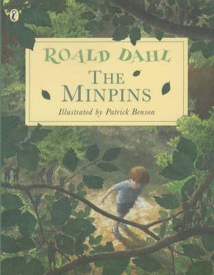 The Minpins by Roald Dahl image