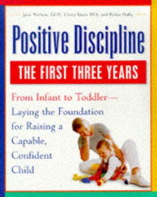 Positive Discipline by Jane Nelsen