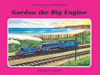 The Railway Series No. 8: Gordon the Big Engine by Wilbert Vere Awdry image