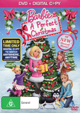 Barbie A Perfect Christmas DVD