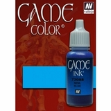 Vallejo Game Colour Blue Ink 17ml