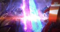 Transformers Prime - Season 2 Volume 5: Advance on Cybertron on DVD image