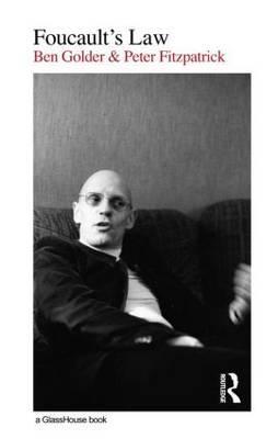 Foucault's Law by Ben Golder