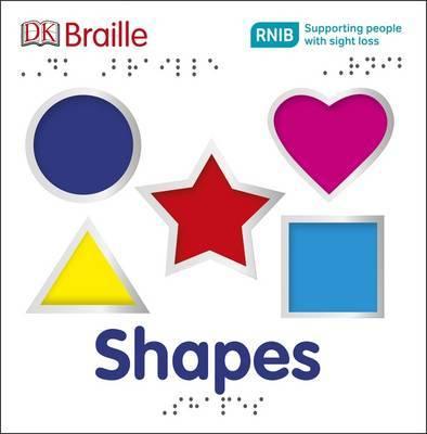 DK Braille Shapes by DK