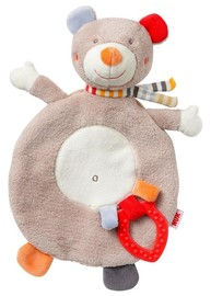NUK: Charlie the Bear - Comforter Teddy