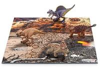 Schleich: Mini Dinosaurs & Lava Field Puzzle