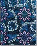 Indigo Mandala Journal (Extra Large)