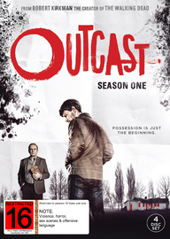 Outcast - Season One on DVD