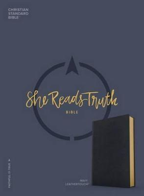 She Reads Truth Bible-CSB by Csb Bibles by Holman