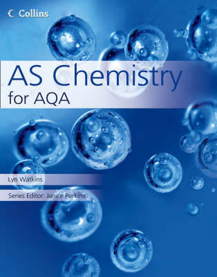 AS Chemistry for AQA by Lyn Nicholls image