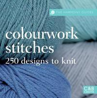 The Harmony Guides: Colourwork Stitches by Susie Johns image